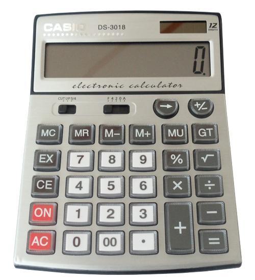 Máy tính Casio DS-3018